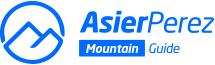 Asier Perez Guía de Montaña y Barrancos Logo