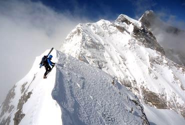 Corredores y caras norte Pirineos alpinismo con guía