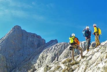 Arista Picos de Europa - Torre Blanca Llambrion
