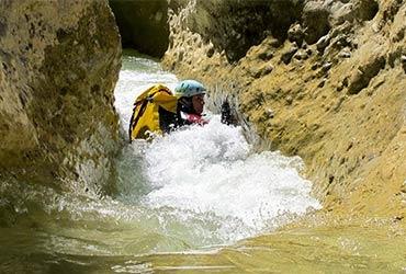 Barranco Formiga - Sierra de Guara