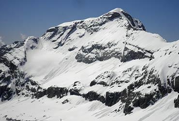 cara norte monte perdido