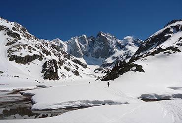 trekking y ascensiones con guía