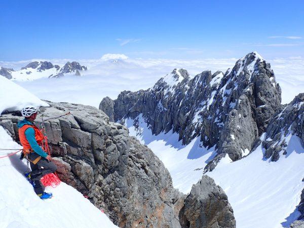 curso iniciación al alpinismo
