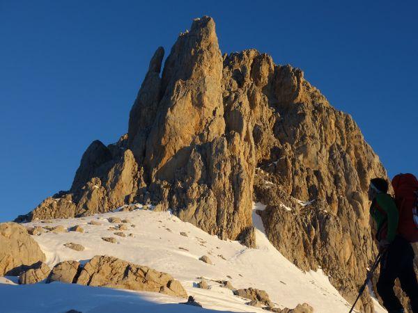 escalada clásica picos de europa