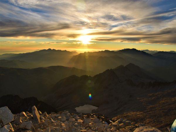 trekking y senderismo pirineos