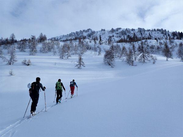 Esquí de travesía pirineos balneario de panticosa