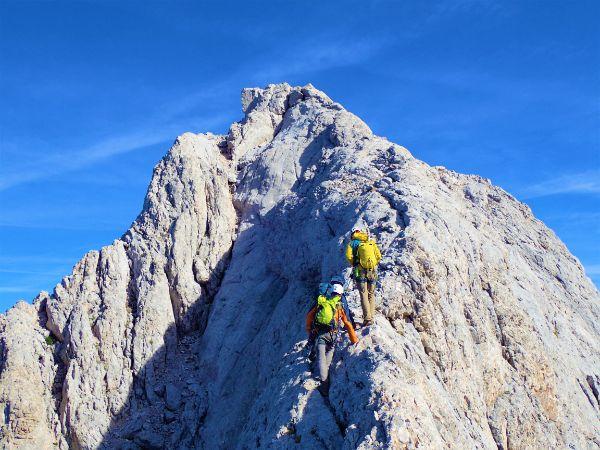 escalada aristas picos de europa