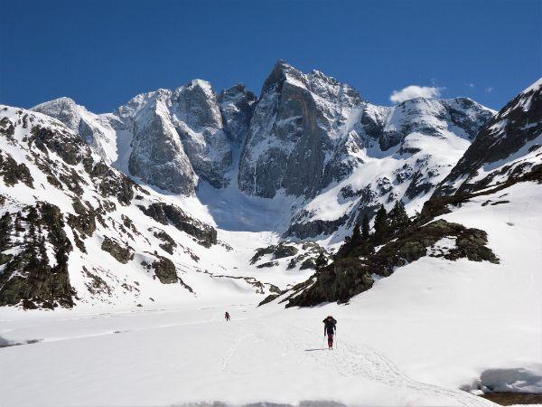 ascensiones en pirineos con guía