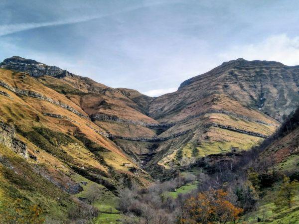trekking y senderismo picos de europa